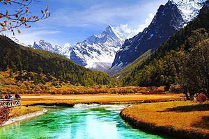 【经典稻亚】桂林出发到成都、稻城、亚丁、新都桥双动8日游