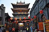 桂林到太原、五台山、云冈石窟、悬空寺、平遥、壶口瀑布7日游