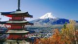 日本大阪京都奈良富士山东京双飞七日游