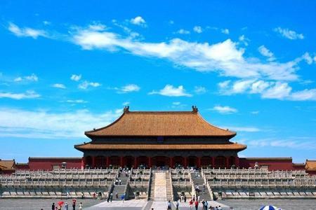 五星帝王 北京双卧品质六日游