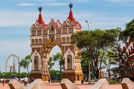 黑河誠信旅行社推薦 2019暑假從黑河出發到俄羅斯布市一日游