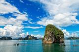 北海到越南下龙湾、迷宫仙境、天堂岛、月亮湖、河内四日游
