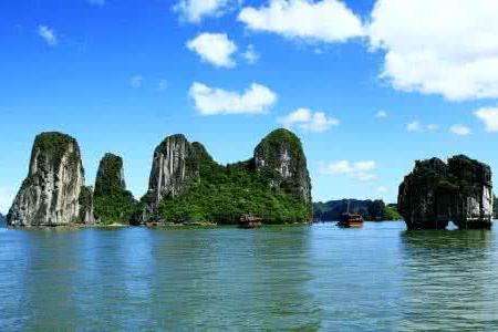 越南下龙湾、河内4日不进购物店纯玩多少钱 报价 越南旅游线路