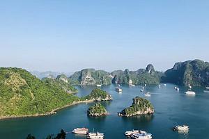 2020最新路线_越南下龙湾,河内四天三晚四星纯玩