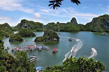 北海去越南下龙湾河内四天三晚游多少钱_北海去越南四日游报价