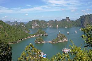 北海去越南下龙湾三日游报价_下龙湾,天堂岛跟团旅游路线