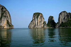南宁去越南下龙湾、河内+北海银滩涠洲岛5天4晚游|广西越南游