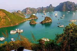 北海去越南下龙湾,河内四日游_住宿升级,行程丰富