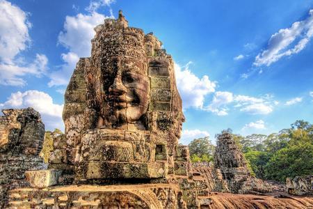 柬埔寨吴哥窟双飞六天跟团游