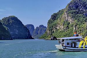 北海去越南旅游 下龙湾,河内四日游,纯玩0自费