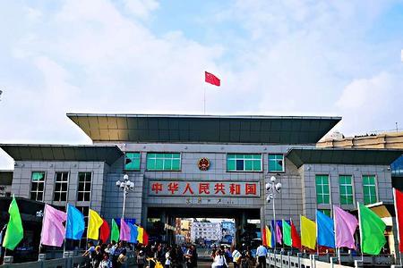 防城港去东兴、越南芒街2日游线路 防城港周边旅游景点