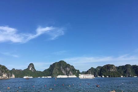 北海到越南下龙湾河内四日游|全程五星级酒店|一价全含0自费