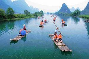 北海到桂林四天三晚纯玩畅游之旅  动车往返全程零自费