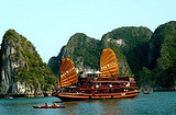 北海到越南下龙湾、天堂岛、月亮湖、河内4天3晚游 (纯玩团)