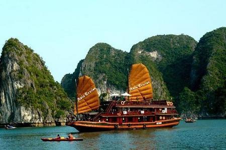南宁去吉婆岛多少钱?南宁去下龙湾吉婆岛玩四天行程怎么安排?
