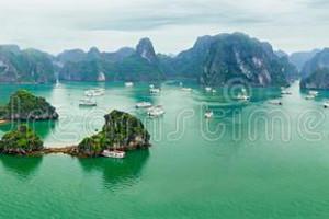 南宁出发越南下龙湾3天2晚游  越南下龙湾玩3天三星纯玩多钱