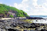 北海到涠洲岛鳄鱼山公园  天主教堂  南湾训练基地两天一晚游
