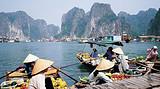 从北海到越南下龙湾有有多远?越南下龙湾跟团玩四天多少钱?