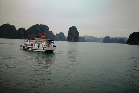 北海到越南旅游 芒街、下龙湾、河内四天三晚