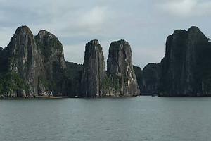 北海到越南旅游三天两晚(下龙湾、天堂岛、月亮湖、迷宫线路)
