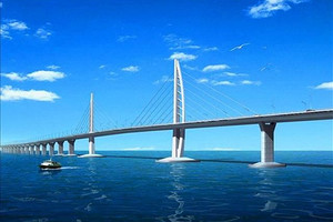港珠澳大桥+香港+澳门四天魅力之旅