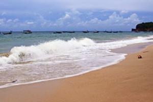 南宁到德天瀑布+北海银滩两天一晚品质游