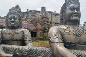 南宁到柬埔寨吴哥窟、金边+越南胡志明、美奈、河内8日游