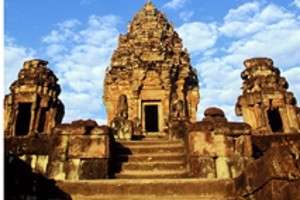 南宁/北海柬埔寨吴哥窟巴戎庙双飞六日游