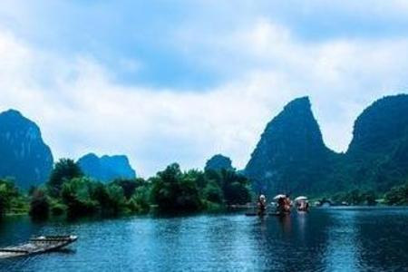 南宁到桂林大漓江、象鼻山、古东瀑布王者4日游