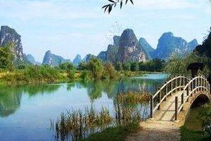 广西旅居疗养+跟团夕阳红北海、德天瀑布、通灵大峡谷20天游