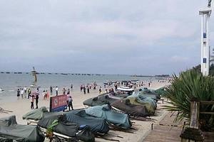 北海银滩、涠洲岛两天一晚游(独立包团游)