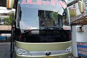 北海到南宁机场大巴车,北海直达南宁吴圩机场巴士票价