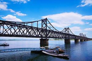 丹东鸭绿江断桥,虎山长城、坐船近观朝鲜纯玩无购物无自费
