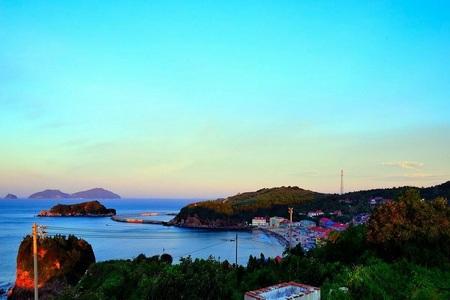 丹东到獐岛海岛渔家乐二日游_獐岛休闲度假赶海跟团游