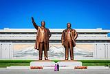 追寻朝鲜工业痕迹:朝鲜新义州纯玩一日游