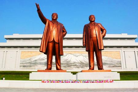 丹东出发_朝鲜新义州+东林二日旅游简介_探寻神秘异域风情