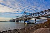 丹东旅游:寻访志愿军英雄的足迹——河口景区