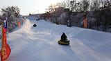 丹东周边滑雪场(三):高尔夫冰雪大世界滑雪场