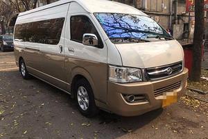 桂林租车旅游(带司机)_九龙商务11-18座