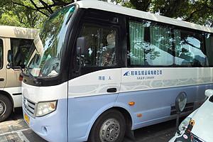 桂林租车旅游_19-26座中巴