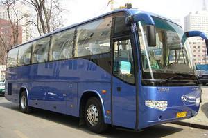 桂林旅游大巴包车、桂林会议租车带司机43-47座