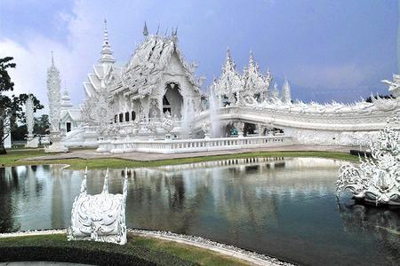 清漫时光:桂林到泰国清迈+清莱双飞六日游【南宁起止】