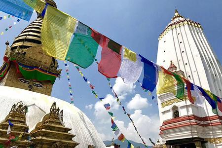 11月游缅甸翡翠塔乌本桥千人僧院陶佛塔阿南达寺贡塔塔林5日