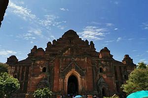 11月青岛到缅甸曼德勒看乌本桥千人僧固都陶佛塔蒲甘双飞6日