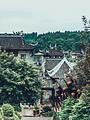 重庆到大足香国公园、安居古镇、玄天湖旅游线路,重庆到大足游玩