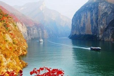 21年重庆到长江三峡单程3日游行程长江观光号