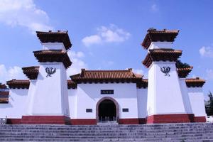 南阳医圣祠(张仲景纪念馆)