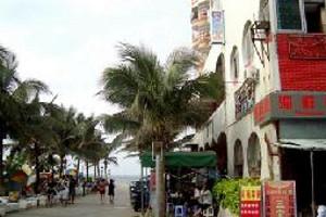 珠海外伶仃岛沙滩之家